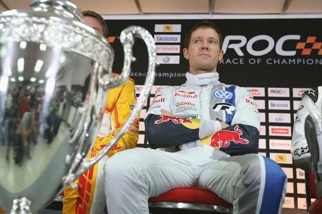WRC:奥吉尔不期待下赛季夺冠