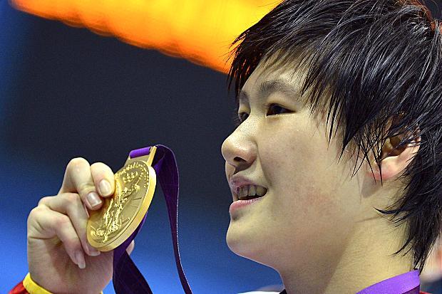 短池世锦赛中国3金5银,罗切特6金