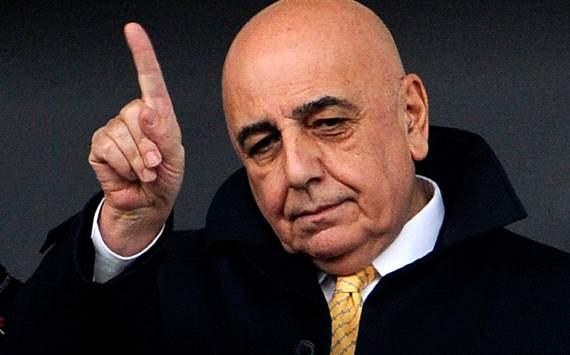 加利亚尼:米兰不会引进顶级巨星
