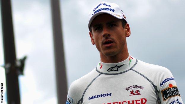 苏蒂尔:犯罪记录不会影响我回归F1