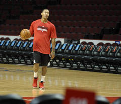 芝加哥媒体:罗斯首次参加球队合练