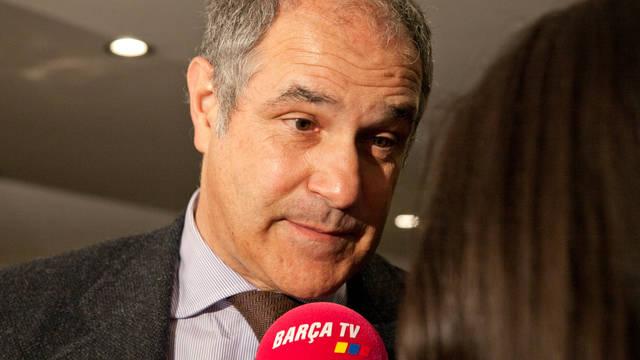 巴萨足球总监:米兰对阵巴萨,听起来不错