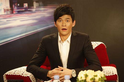 孙杨:签韩国品牌与朴泰桓无关