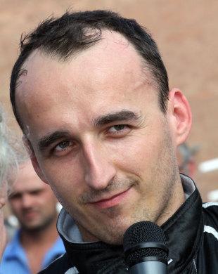 库比卡:我想念F1,但短期内不可能回归