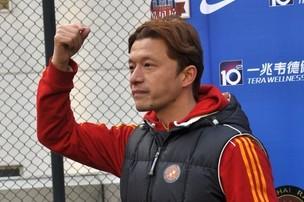 谢晖出任上海幸运星U15主教练