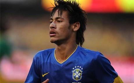 内马尔:将来有一天会去欧洲踢球