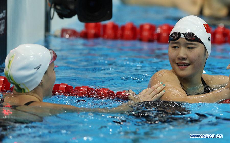 伦敦奥运中国运动员接受272例监测无阳性