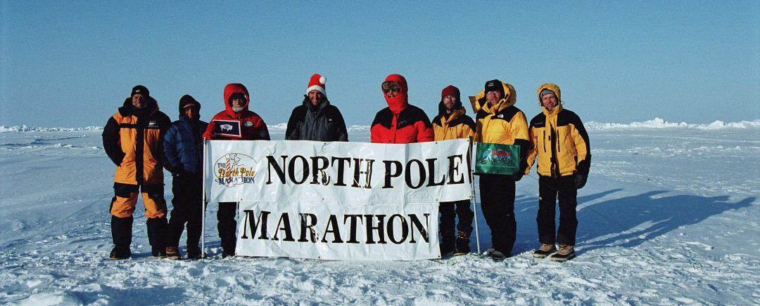 北极马拉松报名需10万报名费