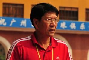 官方:长春亚泰宣布李树斌任球队主帅
