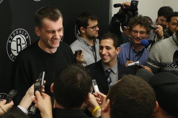 篮网老板:一周前决定辞主帅,战绩无法接受