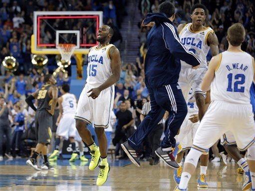 今日NCAA:UCLA加时力克密苏里
