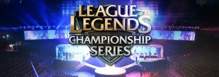 ESL&RIOT将举办LCS欧洲比赛
