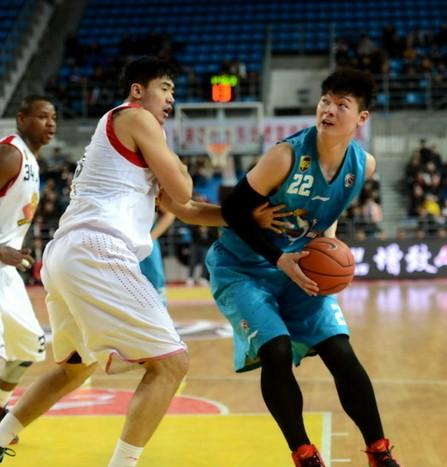 王哲林生涯首砍双20,福建胜吉林