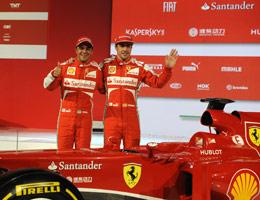 阿隆索马萨:我们要为车队获胜