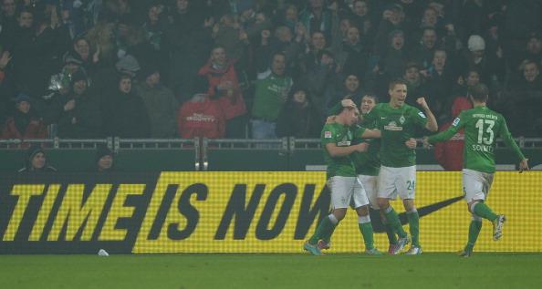 彼得森最后时刻2球,不莱梅2-0汉诺威