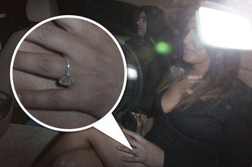 奥沙利文向女演员求婚成功