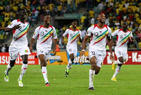 非洲杯:凯塔建功,马里点球胜南非进4强
