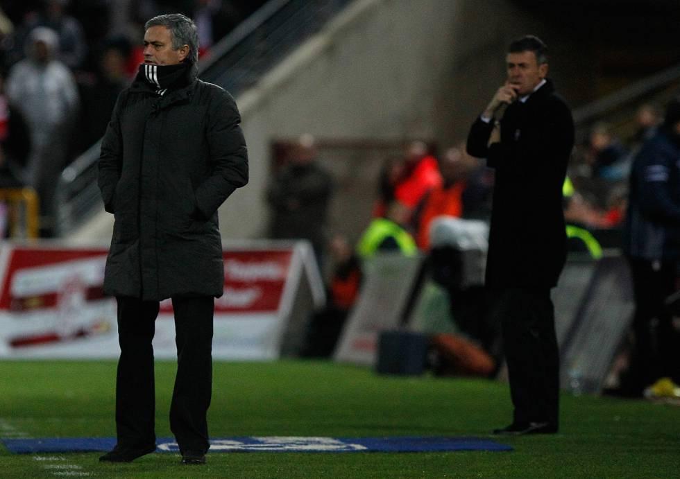 穆里尼奥批评部分球员,抱怨西足协赛程安排