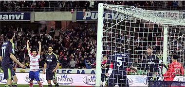 C罗职业生涯首乌龙,皇马客场0-1告负