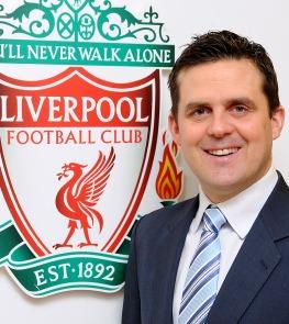 官方:利物浦任命巴克斯特为球队首席新闻官