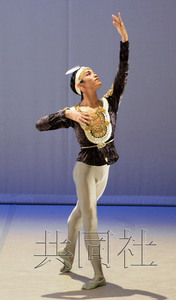 日本高中生夺国际芭蕾舞赛季军