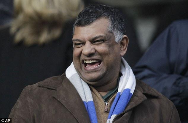 QPR老板:就算不当主席也给球队钱花