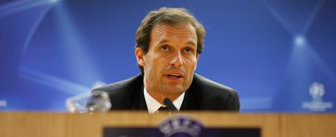 加利亚尼:阿莱格里会一直待到2014年