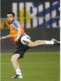 内格雷多:从未对国家队生涯绝望