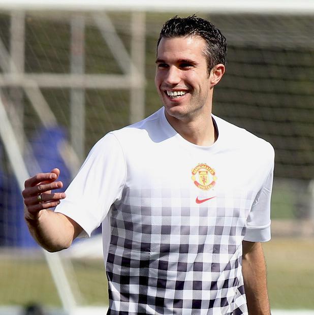 范佩西:我很适应在曼联的生活