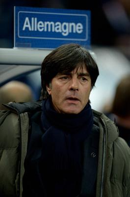 勒夫:友谊赛目标达成,德国表现更好