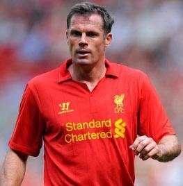 官方:利物浦副队长杰米-卡拉格宣布挂靴