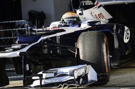 马尔多纳多:用旧车测试完全没问题