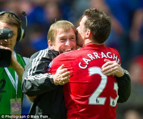 达格利什:利物浦的大门永远都为卡拉格敞开