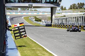 倍耐力:赫雷斯路面粗糙不适合F1轮胎测试