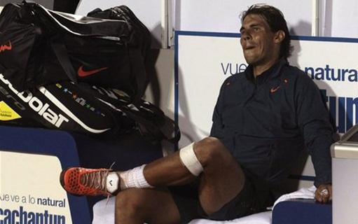纳达尔7个月复出后首场决赛失利