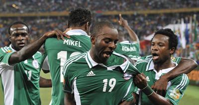 尼日利亚1-0布基纳法索,三夺非洲杯!
