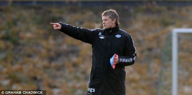 索尔斯克亚:我的梦想是执教曼联