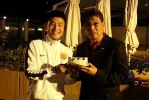 武磊:本想拿下贺岁杯冠军为恩师献礼