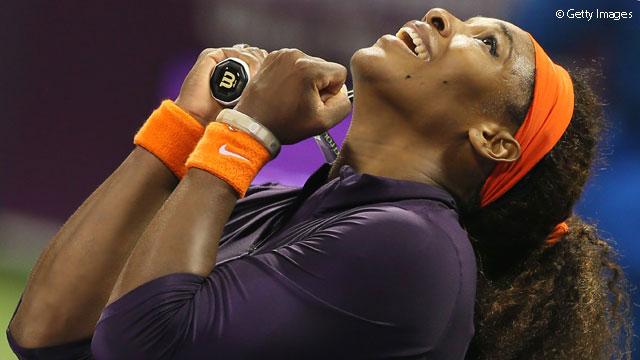 小威成为WTA最年长的世界第一