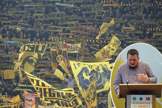 图片报:右翼极端份子殴打多特蒙德球迷代表