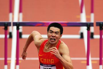 刘翔师弟室内60米栏跑出个人最佳成绩