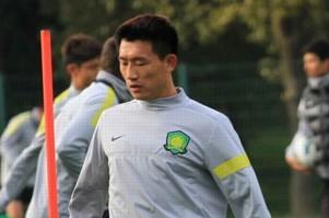 热身赛:国安替补1-2负上海全运队