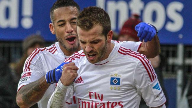 范德法特:汉堡梦想打入欧洲联赛