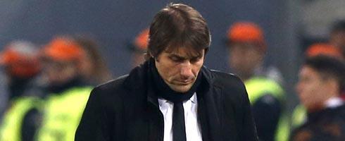 孔蒂:疲倦导致失利|欧战球队应获更多尊重
