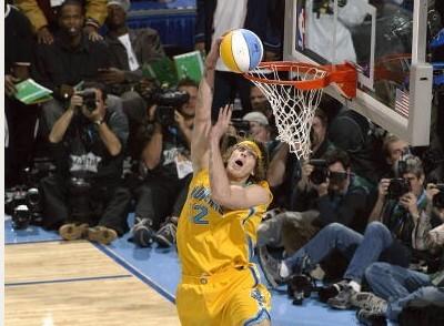 刘易斯:扣篮大赛的时间限定都是鸟人惹的祸