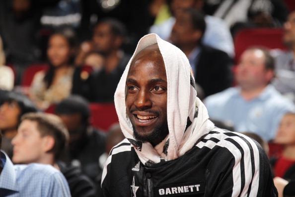 KG:这是年轻人的比赛,早在关注下场比赛