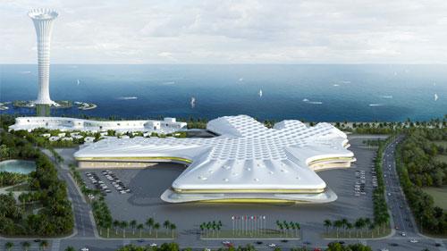 2013海口世界公开赛移师海南国展