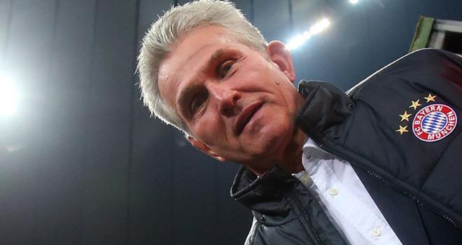 海因克斯豪言:本赛季对抗拜仁很难