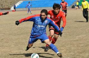 哈蒂布2球,申花2-1韩国第2级别球队