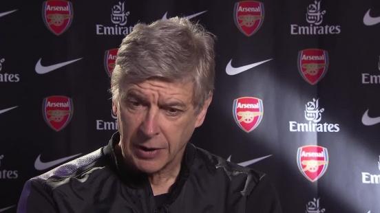 温格:相信自己,晋级欧冠八强仍有希望